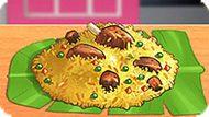 Игра Кухня Сары: Баранина