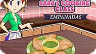 Игра Кухня Сары: Блинчики С Мясом