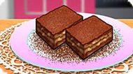Игра Кухня Сары: Брауни С Карамелью И Орехами