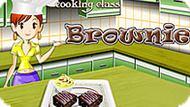 Игра Кухня Сары: Брауни