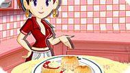 Игра Кухня Сары: Булочки