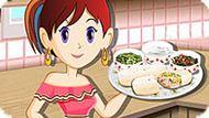 Игра Кухня Сары: Буррито