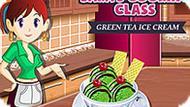 Игра Кухня Сары: Чайное Мороженое