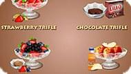 Игра Кухня Сары: Десерт Со Взбитыми Сливками
