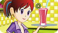 Игра Кухня Сары: Фруктовый Смузи