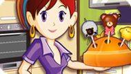 Игра Кухня Сары: Готовим Леденцы