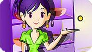 Игра Кухня Сары: Грибной Суп