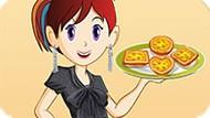 Игра Кухня Сары: Яичные Тарталетки С Бананом