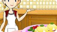 Игра Кухня Сары: Яйца Бенедикт
