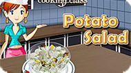 Игра Кухня Сары: Картофельный Салат