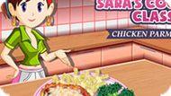 Кухня Сары: спагетти