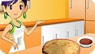 Игра Кухня Сары: Куриный Пирог