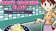 Игра Кухня Сары: Лимонный Пирог