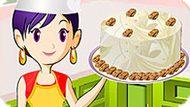 Игра Кухня Сары: Морковный Пирог