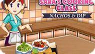 Игра Кухня Сары: Начос И Дип
