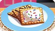 Игра Кухня Сары: Печенье Поп-Тартс