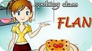 Игра Кухня Сары: Пирог С Фруктами