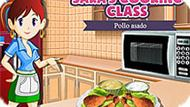 Игра Кухня Сары: Полло Асадо
