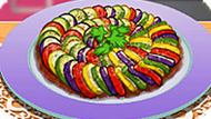 Игра Кухня Сары: Рататуй
