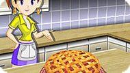 Игра Кухня Сары: Ревеневый Пирог
