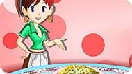 Игра Кухня Сары: Ризотто
