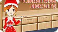 Игра Кухня Сары: Рождественские Булочки
