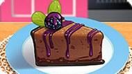 Игра Кухня Сары: Шоколадный Чизкейк