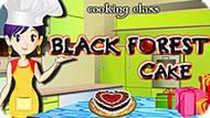 Игра Кухня Сары: Шварцвальдский Пирог