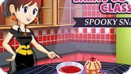 Игра Кухня Сары: Страшные Сласти