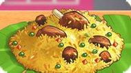 Игра Кухня Сары: Трюфели Из Тыквы