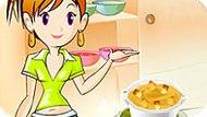 Игра Кухня Сары: Тыквенный Суп Мускат