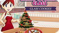 Игра Кухня Сары: Витражные Печеньки