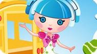 Игра Лалалупси 6: Сладкоежка Идет В Школу
