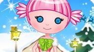 Игра Лалалупси 7: Кукла Зимняя Фея