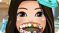 Игра Лечить Зубы Ай Карли
