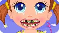 Игра Лечить Зубы: Девочка У Стоматолога