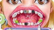Игра Лечить Зубы Девочке
