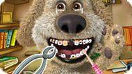 Игра Лечить Зубы Говорящему Бену