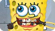 Игра Лечить Зубы Губке Бобу