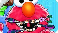 Игра Лечить Зубы Элмо