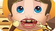 Игра Лечить Зубы Маленькому Принцу