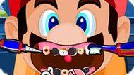 Игра Лечить Зубы Марио