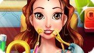 Игра Лечить Зубы Принцессе Белль