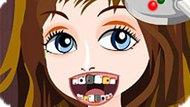 Игра Лечить Зубы Современной Девочке