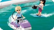 Игра Лего Френдс 4: Водные Лыжи