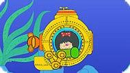 Игра Лелик И Барбарики 7: Подводные Приключения Бони