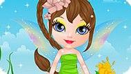 Игра Малышка Барби 4: Наряд Феи