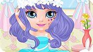 Игра Малышка Барби 5: Наряд Балерины — Одевалка