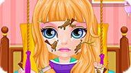 Игра Малышка Барби 7: Восстановление В Больнице