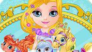 Игра Малышка Барби 8: Конкурс Красоты Домашних Животных 2